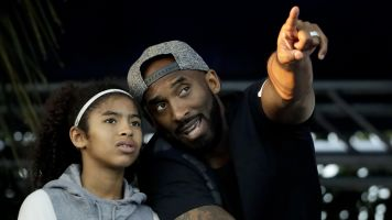 Kobe died trying to be the best dad he could be