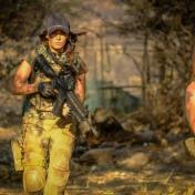 《南非救參任務》 女神Megan Fox收起性感不做花瓶 首部親身擔正演僱傭兵首領!
