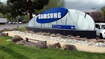 """Samsung, Apple fight to build """"coolest"""" headquarters"""