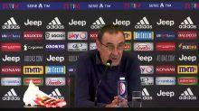 """Sarri: """"Punto importante, Atalanta tra le più in forma in Europa"""""""