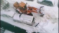 Snow Plows Gone Wild: Dangers Of Cleaning The Streets