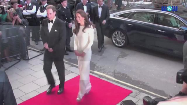 WOWtv - The Duke and Duchess of Cambridge Reportedly Jet to Mustique For a 'BabyMoon'