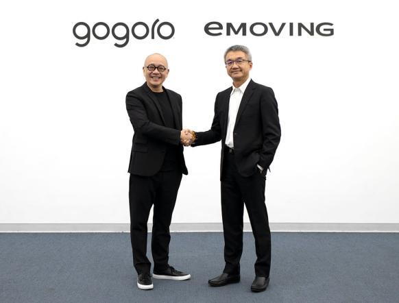 中華汽車eMoving宣布與Gogoro合作加入PBGN陣營 將推出使用Gogoro Network智慧電池交換平台服務的電動機車