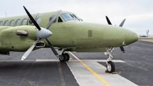 Textron Aviation adds space to boost special mission King Air 350s