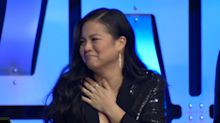 Bullied 'Star Wars' actress Kelly Marie Tran gets standing ovation from fans: 'Love wins'
