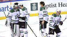 Khudobin helps Stars end 6-game skid in 3-0 win vs. Panthers