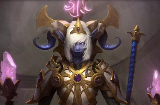 Warlords of Draenor and the draenei