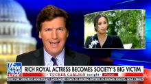 Tucker Carlson invokes 9/11 while mocking Meghan Markle's Oprah interview