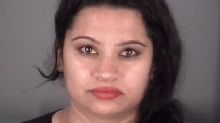 Mom arrested after throwing pizza at restaurant owner because she was 'unsatisfied with the service'