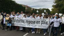 Isère : émotion et recueillement à la marche blanche en hommage à Victorine