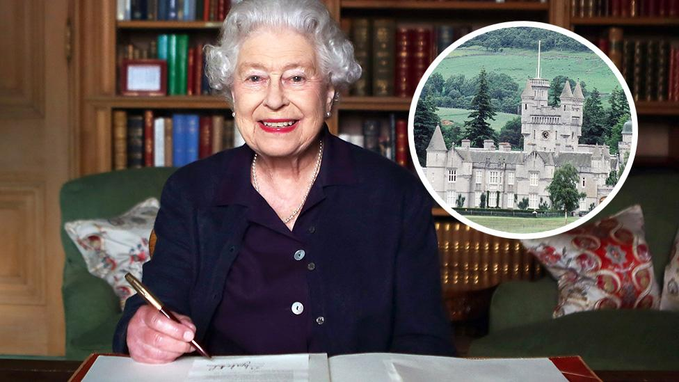 Policy, prime ministers and cabinet papers: Inside the Queen's 'working holiday' at Balmoral