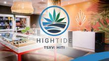 High Tide Opens New Canna Cabana Store in Calgary's Beltline Neighbourhood