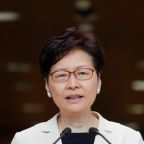 Hong Kong leader says public dialogue aimed at easing tensions to begin next week