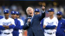 Vin Scully on a World Series comeback: 'I honestly don't feel I belong'
