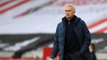 Mourinho questions Tottenham's mental strength