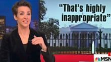 Rachel Maddow Defends Niger Theory After Experts Call It'Conspiracymongering'