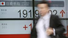 Asian stocks extend gains on Wall Street