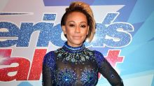 Mel B Says She Was Hospitalized With Two Broken Ribs and a Severed Hand
