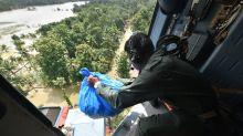 1,2 Millionen Inder flüchten vor Flut in Notunterkünfte