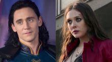 Tom Hiddleston y Elizabeth Olsen protagonizarán las series de Loki y la Bruja Escarlata que Disney estrenará en streaming