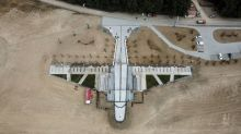 Serbia commemorates daring World War Two airlift mission with monument