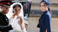 Victoria Beckham Raves About the Royal Wedding