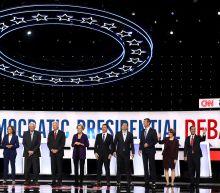 Bernie Sanders is big winner in Democratic debate, but not because of anything he said