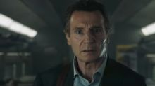 Liam Neeson is back in action for The Commuter trailer