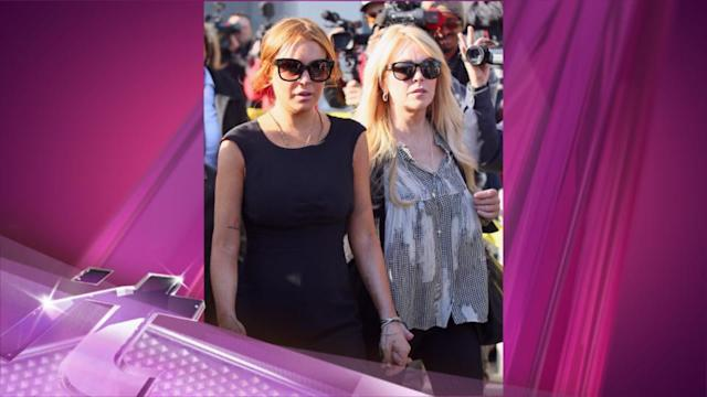 Entertainment News Pop: Lindsay Lohan's Mommy And Daddy Blow Up In Brutal Battle Of Words!