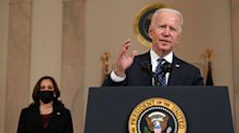 Biden and Harris celebrate Chauvin guilty verdict: 'A giant step forward'