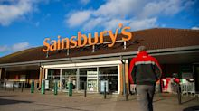 Sainsbury's sales fall over Christmas after Argos slump