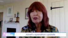 Janet Street-Porter shares skin cancer diagnosis as she prepares for surgery