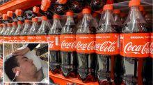$50K fine after autistic man drinks weedkiller from Coke bottle