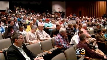 West Goshen Residents Voice Concerns At Public Forum About Proposed Pumping Station