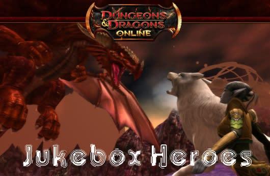 Jukebox Heroes: Dungeons & Dragons Online's soundtrack