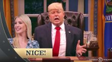 'The President Show' Inaugurates New Term On Comedy Central