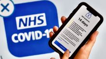 NHS Covid-19: App app issue fixed for people who test positive