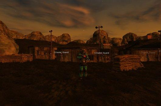 Wasteland Diaries: Exploring the Citadel
