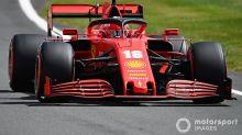 F1: Em meio à má fase da Ferrari, Leclerc celebra 4º lugar no grid
