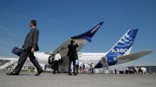 Beyond air show, newcomers challenge Airbus-Boeing duopoly