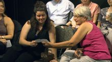 New play uses patients' personal stories to teach empathy for the dying