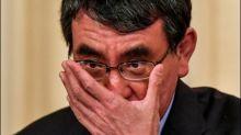 """Japans Außenminister sorgt mit """"verschlüsseltem Speck-Tweet"""" für Stirnrunzeln"""