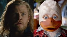 Fan video argues Thor and Howard The Duck are the same film