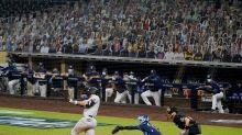 Stanton's slam lifts Yankees over Rays in ALDS opener