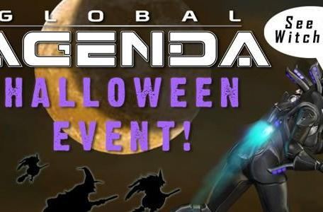 Reminder: Attend our Global Agenda Halloween event this Thursday at 7 PM