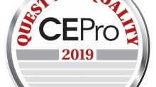 Control4 Dominates CE Pro Quest for Quality Awards for Second Consecutive Year