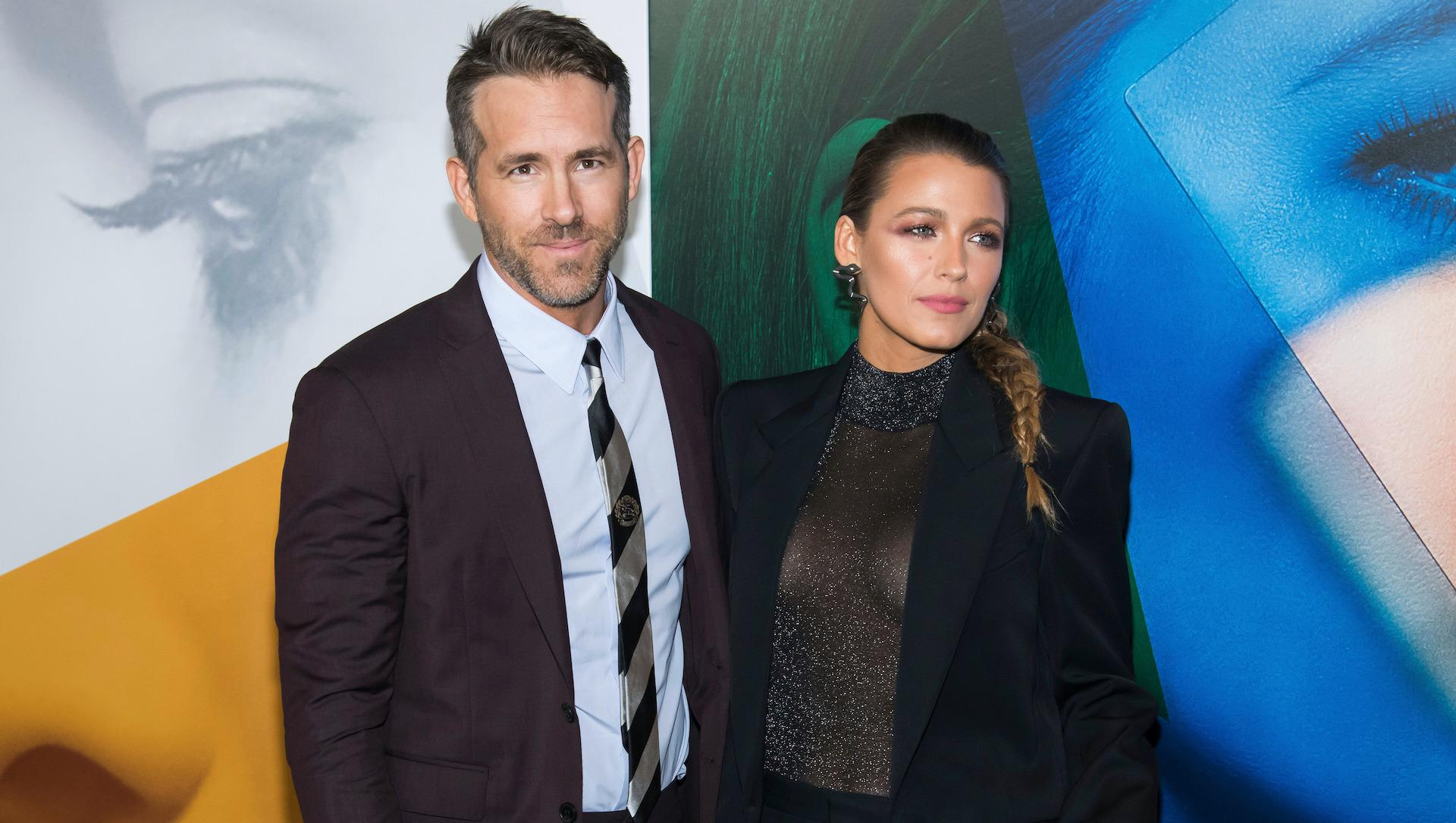 Blake Lively Ryan Reynolds Are Ashamed Of Their Past Racism Are Teaching Their Kids To Do Better