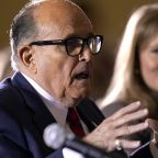 Giuliani tells Pennsylvania legislators they can override popular vote to appoint pro-Trump electors