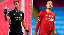 'Are you sure?' - Arsenal keeper Martinez tried to put off Liverpool's Van Dijk before Community Shield shoot-out