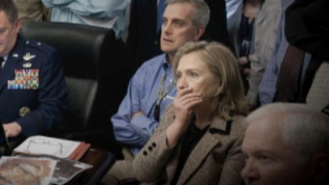 Hillary Clinton Describes Bin Laden Mission in New Book